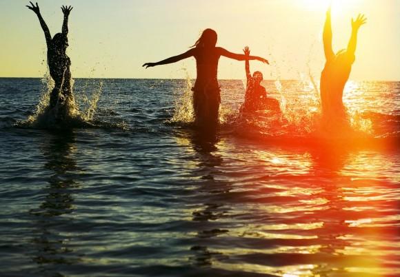 Море, Крым, пляж