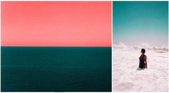 море, пляж