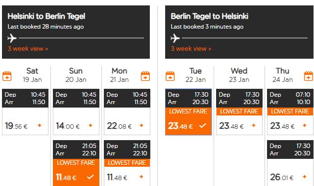 Прямые рейсы из Хельсинки в Берлин за 2600 рублей туда-обратно (до марта)