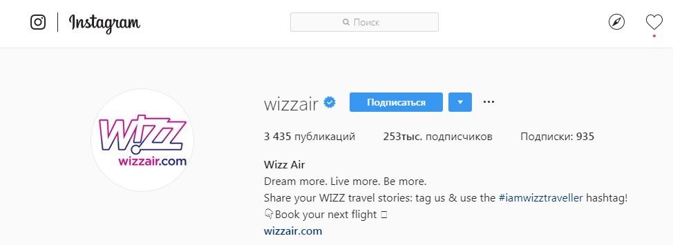 Wizz Air разыгрывает ваучер на сумму 1500 евро!